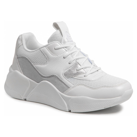 Sneakersy BULLBOXER - 077014F5S Whit