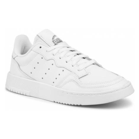 Adidas Buty Supercourt J EE7726 Biały