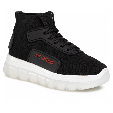 Sneakersy LOVE MOSCHINO - JA15165G0AJZ0000 Nero