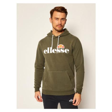 Ellesse Bluza Sl Gottero SHC07407 Zielony Loose Fit