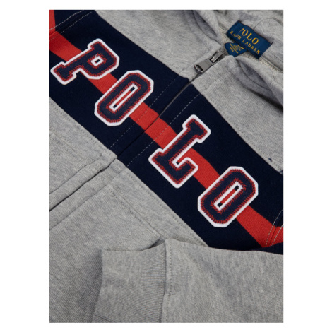 Polo Ralph Lauren Bluza Spring II 323786397 Szary Regular Fit