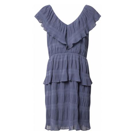 Y.A.S Sukienka koktajlowa 'YASSYDNEY SL MIDI DRESS - SHOW' szafir