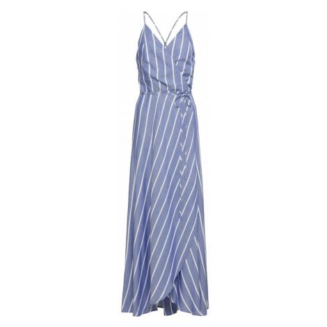 Bardot Letnia sukienka niebieski / biały