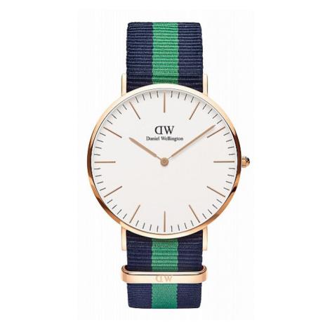 zegarek Daniel Wellington Warwick Classic 40 - Rose Gold