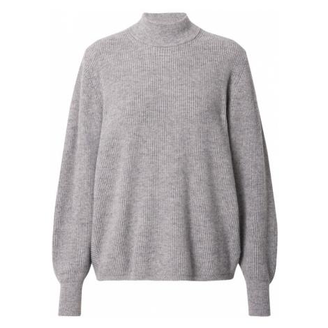 ESPRIT Sweter oversize szary