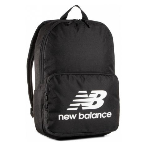 New Balance Plecak Class Backpack NTBCBPK8 Czarny