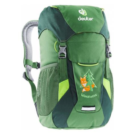 DEUTER Plecak dziecięcy WALDFUCHS-Zielony