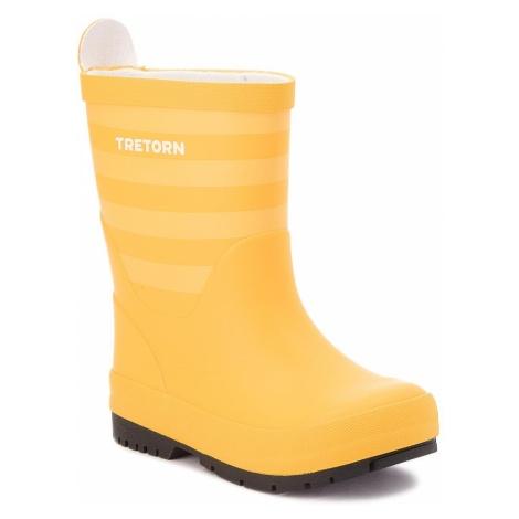 Kalosze TRETORN - Granna 472654 Yellow 70