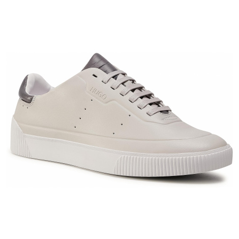 Sneakersy HUGO - Zero 50440393 10214520 01 Open White 120 Hugo Boss