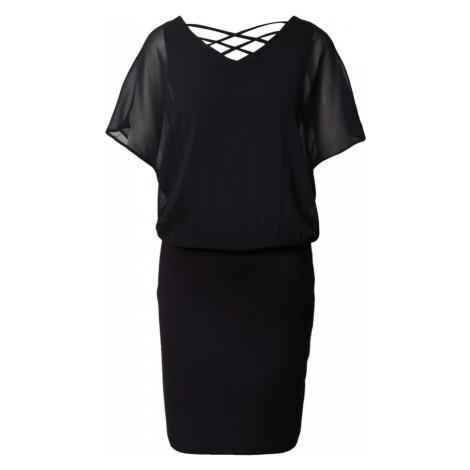 ESPRIT Sukienka koktajlowa czarny