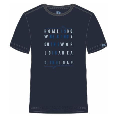 ALDIB men's t-shirt blue LOAP