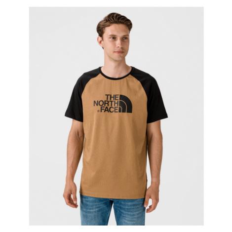 The North Face Easy Koszulka Brązowy