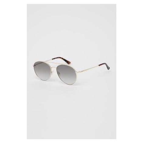Pepe Jeans - Okulary przeciwsłoneczne Round Metal Double Bridge