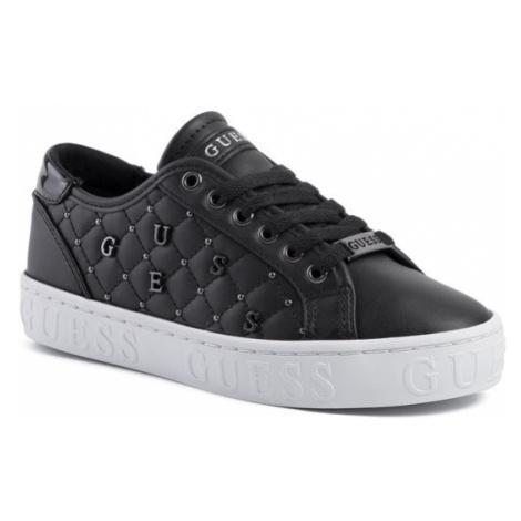 Guess Sneakersy Gladiss FL5GLA ELE12 Czarny