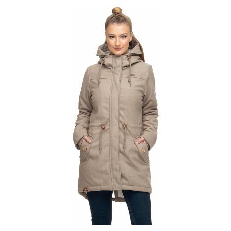 kurtka Ragwear Elba Coat A - 6000/Beige