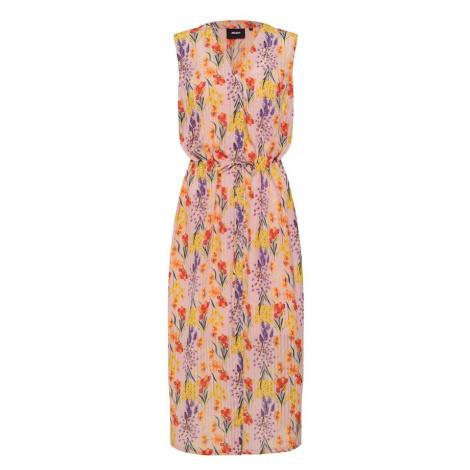 OBJECT Sukienka 'Ally' pastelowy fiolet / mieszane kolory