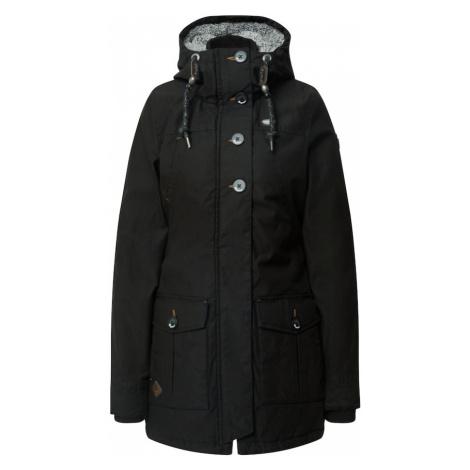 Ragwear Płaszcz przejściowy czarny