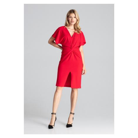 Sukienka kobiety Figl M687