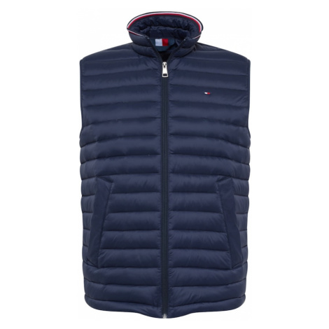 TOMMY HILFIGER Kamizelka 'CORE PACKABLE DOWN VEST' granatowy