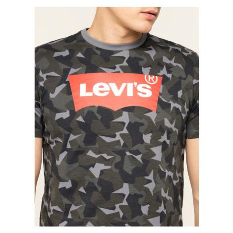 Levi's® T-Shirt 22489-0246 Zielony Regular Fit Levi´s