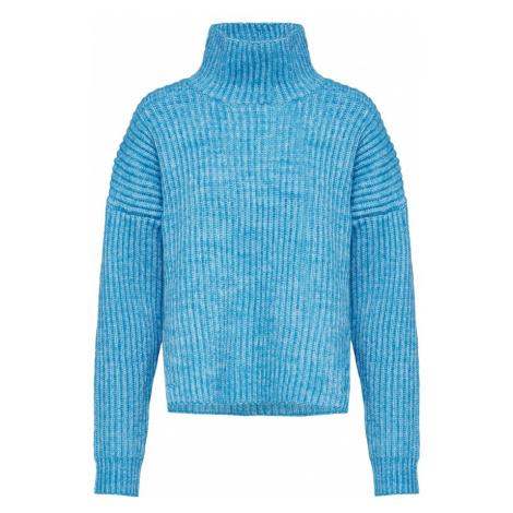 GLAMOROUS Sweter jasnoniebieski