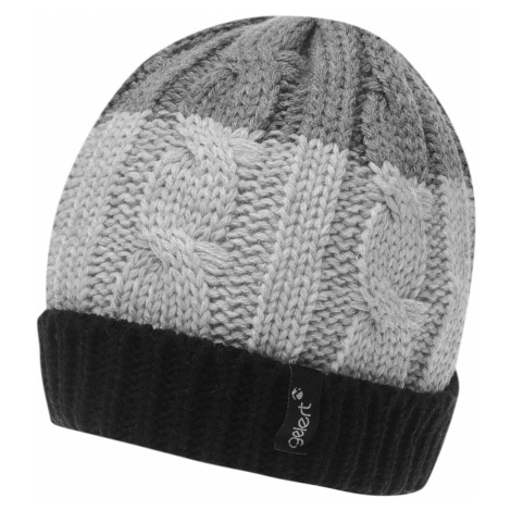Gelert Cable Knit PomPom Beanie Juniors