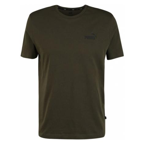 PUMA Koszulka funkcyjna 'ESS+' khaki