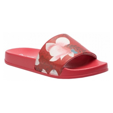 Desigual Sandel Hindi Dancer Poppy Shoes Coral 19SUBP01 7058