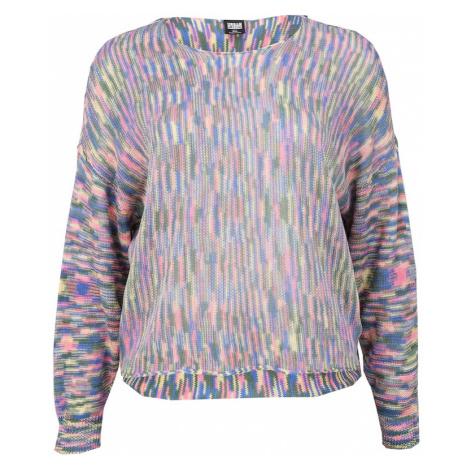 Urban Classics Curvy Bluzka sportowa mieszane kolory