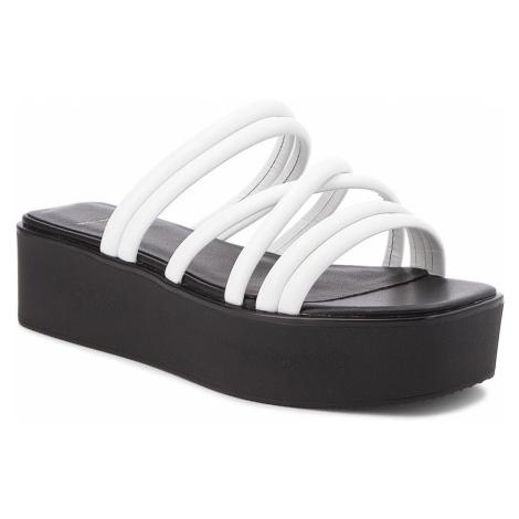 Klapki VAGABOND - Bonnie 4538-001-01 White
