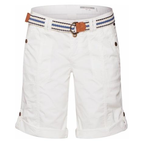 EDC BY ESPRIT Spodnie biały