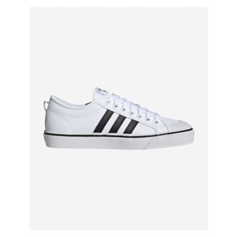 adidas Originals Nizza Tenisówki Biały