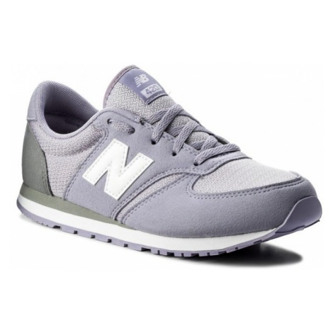 Sneakersy NEW BALANCE - KL420LIY Fioletowy