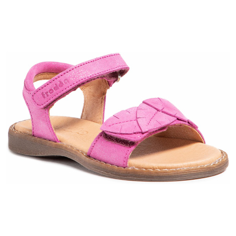 Sandały FRODDO - G3150180-2 M Fuxia+
