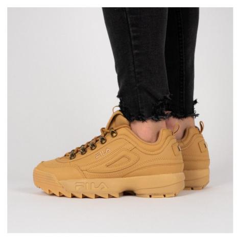 Buty damskie sneakersy Fila Disruptor Clay Low 1010535 EDU
