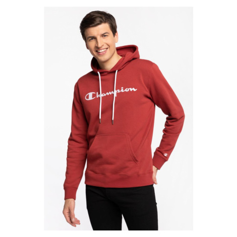 Bluza Champion Hooded Sweatshirt 214138-Rs518 Orange