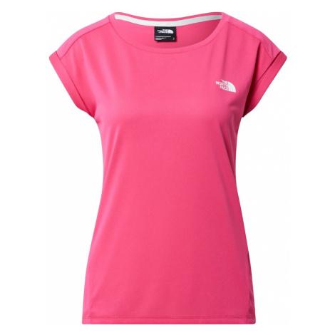 THE NORTH FACE Koszulka funkcyjna 'Tanken' różowy