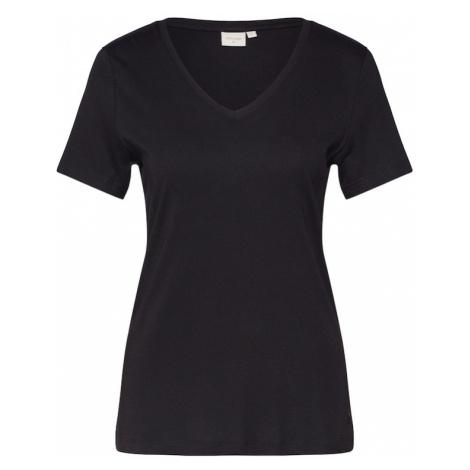 Cream Koszulka 'Naia' czarny