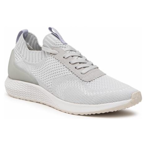 Sneakersy TAMARIS - 1-23714-26 Light Grey 204