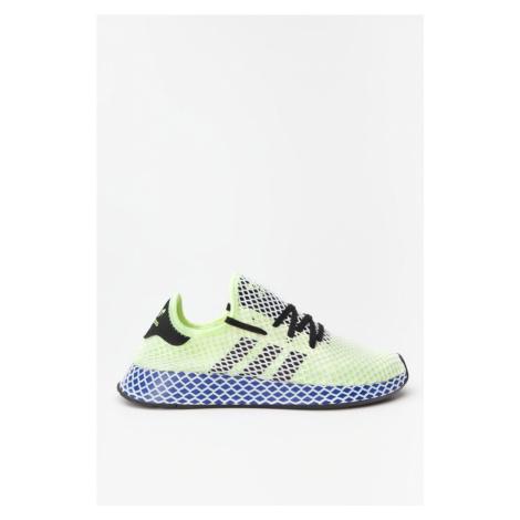 Buty adidas Deerupt Runner 662 Hi-Res Yellow/core Black/cloud White