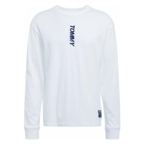 Tommy Jeans Koszulka biały Tommy Hilfiger