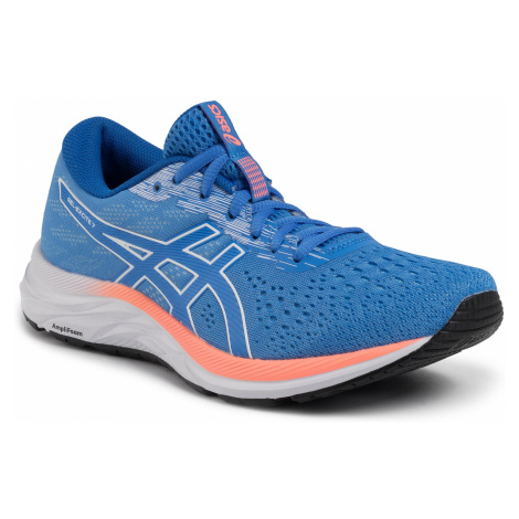 Buty ASICS - Gel-Excite 7 1012A562 Blue Coast/White 400