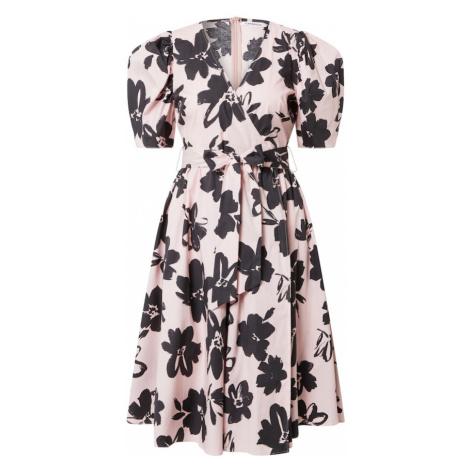 GLAMOROUS Sukienka różowy / czarny