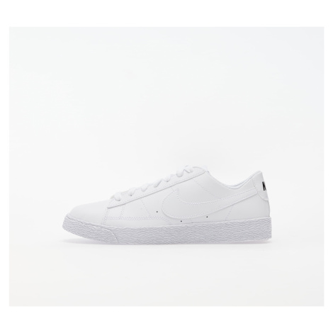 Nike Blazer Low (GS) White/ White-Black