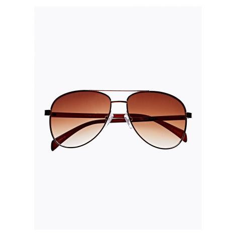 GATE Okulary przeciwsłoneczne aviator