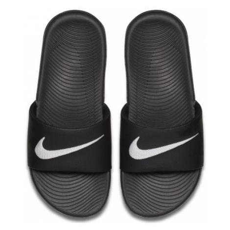 Klapki dla małych/dużych dzieci Nike Kawa - Czerń