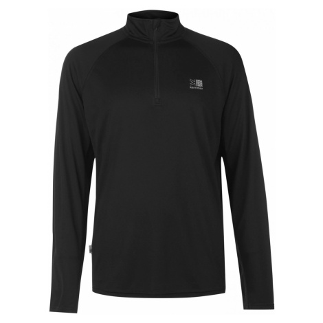 Karrimor Quarter Zip Running Top Mens