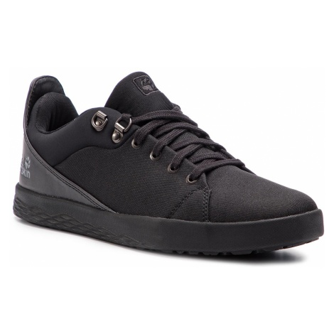 Sneakersy JACK WOLFSKIN - Auckland Ride Low M 4032481 Black