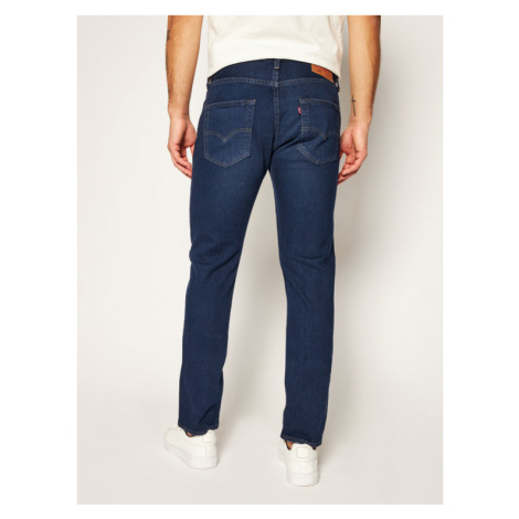 Levi's® Jeansy Straight Fit 501® Space Money 00501-3105 Granatowy Straight Fit Levi´s
