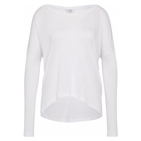 Mbym Koszulka oversize 'Petrol' biały
